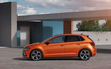 VW Polo of the 6th Generation 17