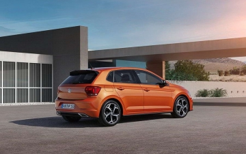 VW Polo of the 6th Generation 18