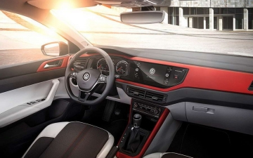 VW Polo of the 6th Generation 20
