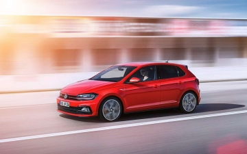 VW Polo of the 6th Generation 23