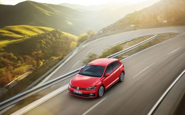 VW Polo of the 6th Generation 25
