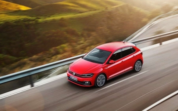 VW Polo of the 6th Generation 26