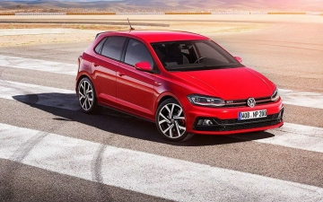 VW Polo of the 6th Generation 28