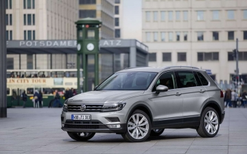 VW Tiguan Best in Class 05