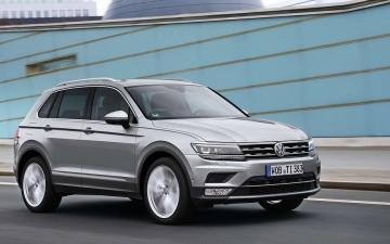 VW Tiguan Best in Class 06