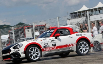 Abarth day 15