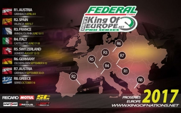 Drift king of Europe 17