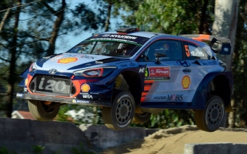 Rally Portugal 11