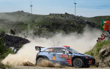 Rally Portugal 15