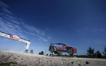 Rally Portugal 16