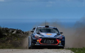Rally Portugal 18
