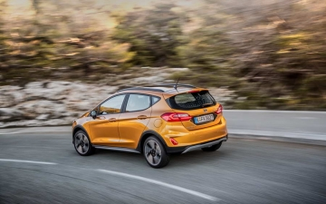 Ford Fiesta Active  11