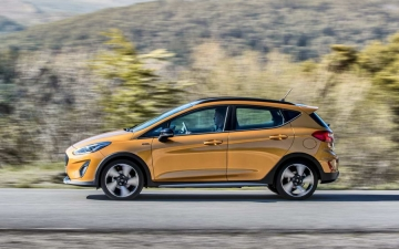 Ford Fiesta Active  13