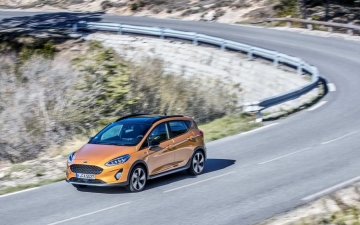 Ford Fiesta Active  17