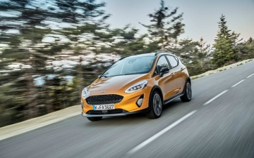 Ford Fiesta Active  19