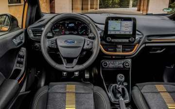 Ford Fiesta Active  21