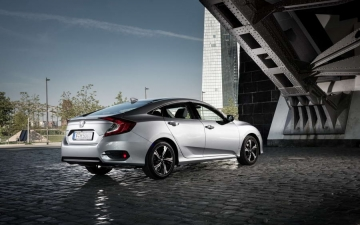 Honda Civic Sedan 16