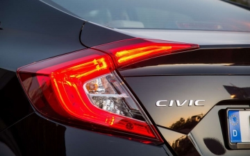 Honda Civic Sedan 18
