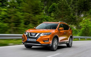 New Nissan X Trail 12