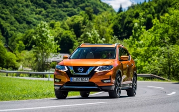 New Nissan X Trail 13