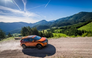 New Nissan X Trail 15