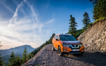 New Nissan X Trail 17