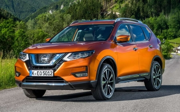 New Nissan X Trail 18