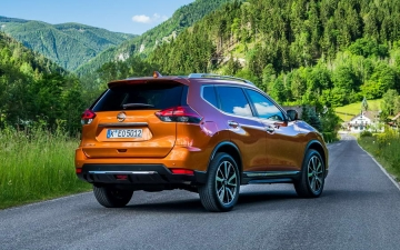 New Nissan X Trail 19