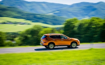 New Nissan X Trail 26