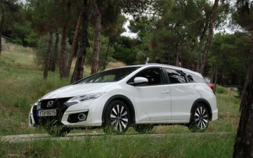 Honda Civic Tourer 12