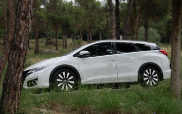 Honda Civic Tourer 15