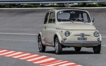 Fiat 500 60 years 10