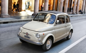 Fiat 500 60 years 12