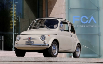 Fiat 500 60 years 14