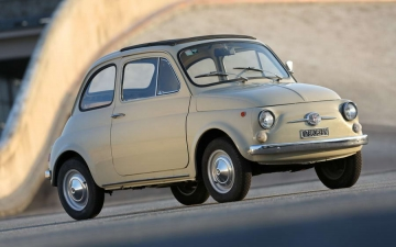 Fiat 500 60 years 18