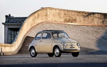 Fiat 500 60 years 20