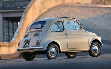 Fiat 500 60 years 24