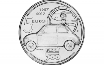 Fiat 500 currency 10