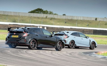25 years of Fireblade and Type R 10