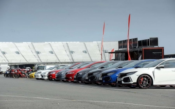 25 years of Fireblade and Type R 14