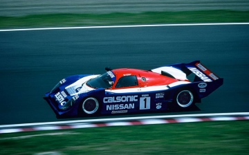NSIMO Top 20 - Nissan R92CP 20