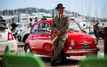 Fiat 500 Forever Young Experience 11