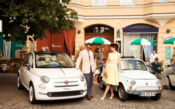 Fiat 500 Forever Young Experience 13