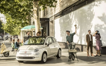 Fiat 500 Forever Young Experience 15