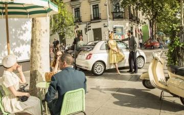 Fiat 500 Forever Young Experience 16