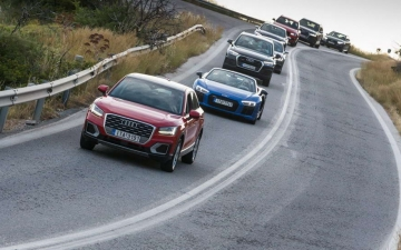 Audi Experience Event 13