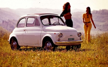 Fiat 500 forever young 10