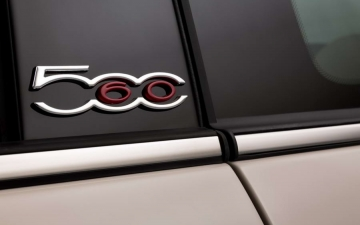 Fiat 500 forever young 16