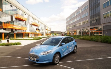 Ford Smart Mobility Innovation 11