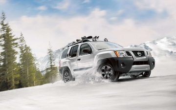 Nissan Winter After Sales 13